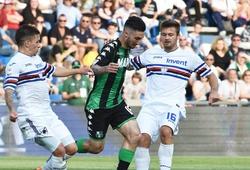 Nhận định tỷ lệ cược kèo bóng đá tài xỉu trận Sampdoria vs Sassuolo