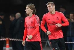 """Real Madrid khủng hoảng vì """"mất"""" bộ não Kroos - Modric?"""