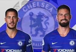 Chuyên gia chỉ ra lối đá đồng đội của Giroud giúp Chelsea và Hazard hưởng lợi thế nào