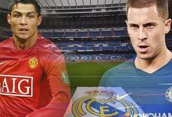 """Hazard đang dùng """"chiến thuật"""" của Cristiano Ronaldo để gia nhập Real Madrid"""