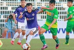 Trực tiếp V.League 2018 Vòng 25: Hà Nội FC - XSKT Cần Thơ