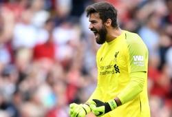 Alisson hiến kế giúp Liverpool đánh bại Napoli ở C1/Champions League