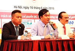 Bầu Đức động viên ông Cao Văn Chóng ứng cử Phó Chủ tịch VFF khoá VIII