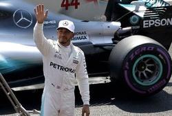 Mexican GP có giúp Lewis Hamilton sớm đăng quang?