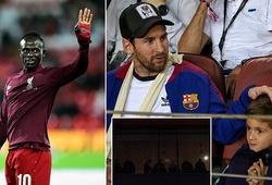 """Liverpool """"mất điện"""", Messi thư giãn và Top những sự kiện hấp dẫn nhất loạt trận C1/Champions League đêm qua"""