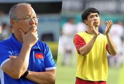 HLV Park Hang Seo nói gì về Công Phượng và người thay thế vị trí của Văn Thanh?