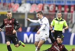 Nhận định tỷ lệ cược kèo bóng đá tài xỉu trận AC Milan vs Sampdoria