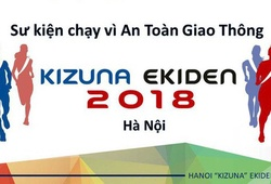 Giải chạy Kizuna Ekiden 2018: VĐV Việt Nam thoải mái đăng ký