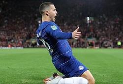 Đây là lý do tại sao chấn thương từ năm ngoái của Hazard lại đang có lợi cho Chelsea