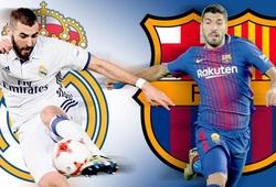 Xem trực tiếp Siêu kinh điển 2018 Barca - Real ở đâu?