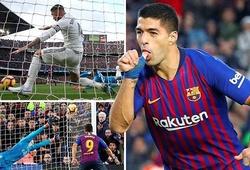 Hat-trick thần thánh của Suarez và top 5 điểm nhấn không thể bỏ qua ở trận El Clasico
