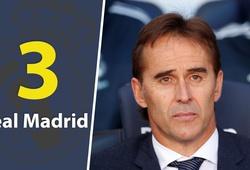 3 lý do gây sốc khiến Julen Lopetegui bị Real Madrid sa thải