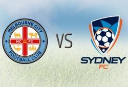 Nhận định tỷ lệ cược kèo bóng đá tài xỉu trận Melbourne City vs Sydney