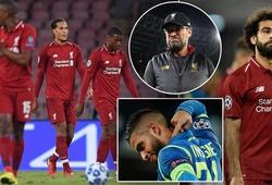 """Chấm điểm Liverpool: """"Ngôi sao 12"""" tỏa sáng chưa đủ giúp chặn Napoli"""