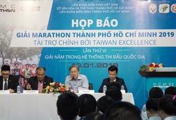Khởi động giải chạy marathon truyền thống TPHCM lần thứ 6