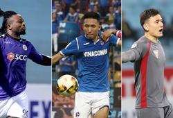 Vua phá lưới, kiến tạo, thủ môn xuất sắc nhất V.League 2018 sẽ gọi tên ai?