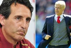 Vì học trò, HLV Emery phá bỏ truyền thống của Wenger tại Europa League