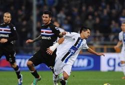 Nhận định tỷ lệ cược kèo bóng đá tài xỉu trận Atalanta vs Sampdoria