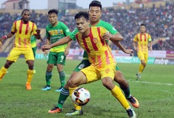 Trực tiếp V.League 2018 Vòng 26: XSKT Cần Thơ - Nam Định FC