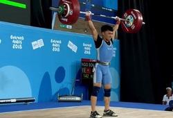 """Ngô Sơn Đỉnh giành HCV Olympic trẻ 2018 ở """"hạng cân tủ"""" 56kg"""