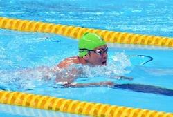 Kình ngư Nguyễn Thành Trung giành HCV đầu tiên ở Asian Para Games 2018
