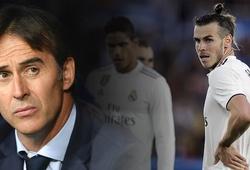 Real Madrid còn 87 phút để né kỷ lục tệ hại nhất lịch sử