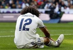 Real Madrid đón tin xấu về lực lượng với chấn thương của hậu vệ trụ cột