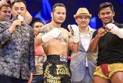 Huyền thoại Muay Thái Buakaw và Yodsanklai sẽ đối đầu tại... Trung Quốc