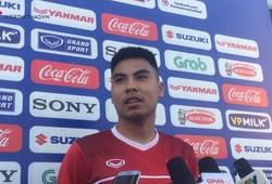 Đức Huy bật mí lợi thế trong việc tranh suất dự AFF Cup 2018 với Quang Hải, Xuân Trường