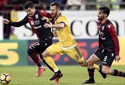 Nhận định tỷ lệ cược kèo bóng đá tài xỉu trận Juventus vs Cagliari
