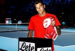 Các tay vợt bực bội vì những luật lệ lạ lùng tại ATP Next Gen Finals