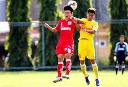 """HLV Minh Đức: U21 HAGL còn non lắm, không có """"cửa"""" đá với U21 Hà Nội"""