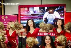 MUSVN giới thiệu đối tác mới và kế hoạch đưa cựu danh thủ Dwight Yorke tới Việt Nam