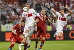 Nhận định tỷ lệ cược kèo bóng đá tài xỉu trận Ba Lan vs CH Séc