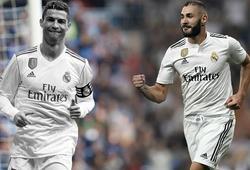 Benzema đang thay thế vai trò của Ronaldo tại Real Madrid xuất sắc khó tin như thế nào?