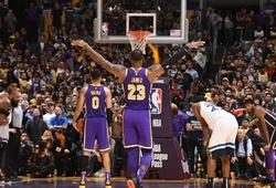 Nếu giữ phong độ như vậy, chính xác khi nào LeBron James sẽ vượt mặt Michael Jordan?