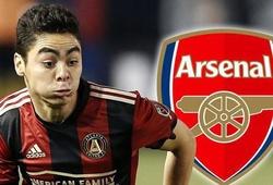 Ngôi sao MLS được Arsenal nhắm tới thay Ramsey xuất sắc như thế nào?