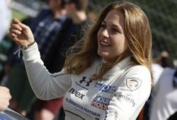 Cú va chạm kinh hoàng khiến tay đua nữ xinh đẹp 17 tuổi phải giã từ sự nghiệp