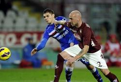 Nhận định tỷ lệ cược kèo bóng đá tài xỉu trận Sampdoria vs Torino