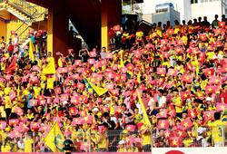 ĐT Việt Nam tiếp Campuchia: 2 vạn chỗ trên sân Hàng Đẫy có đủ cho tình yêu của người hâm mộ?
