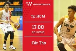 Chiến thắng và cái kết tuyệt vời cho bóng rổ Tp.Hồ Chí Minh