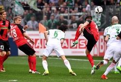 Nhận định tỷ lệ cược kèo bóng đá tài xỉu trận Freiburg vs Werder Bremen