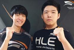Hanwha Life Esports mua SoHwan và Thal, gia hạn hợp đồng với Sangyoon, Lava, Key