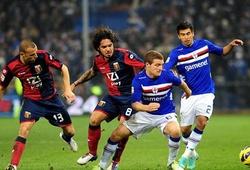 Nhận định tỷ lệ cược kèo bóng đá tài xỉu trận Genoa vs Sampdoria
