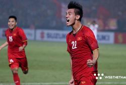 """Tiền đạo Tiến Linh: Sự khẳng định của """"vua phá lưới nội"""" ở sân chơi AFF Cup"""