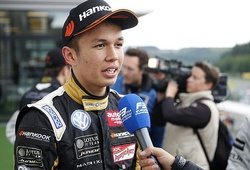 Người Thái đột phá vào F1