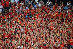 Việt Nam thua cả Campuchia về lượng khán giả đến sân ở vòng bảng AFF Cup 2018