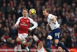Nhận định tỷ lệ cược kèo bóng đá tài xỉu trận Arsenal vs Tottenham