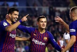 Sự kết nối tuyệt vời giúp Suarez ghi nhiều bàn hơn toàn bộ hàng công Real