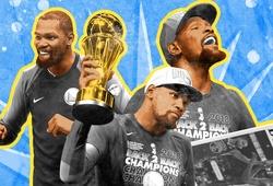 Kevin Durant có thể trở thành cầu thủ NBA vĩ đại nhất lịch sử?